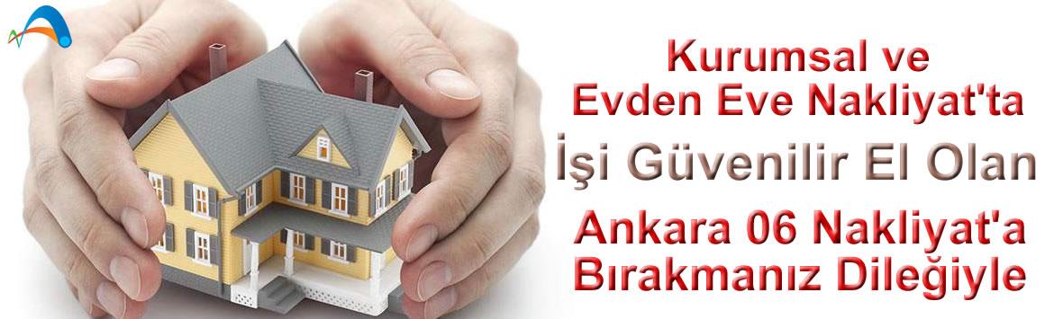Ankara Evden Eve Nakliye